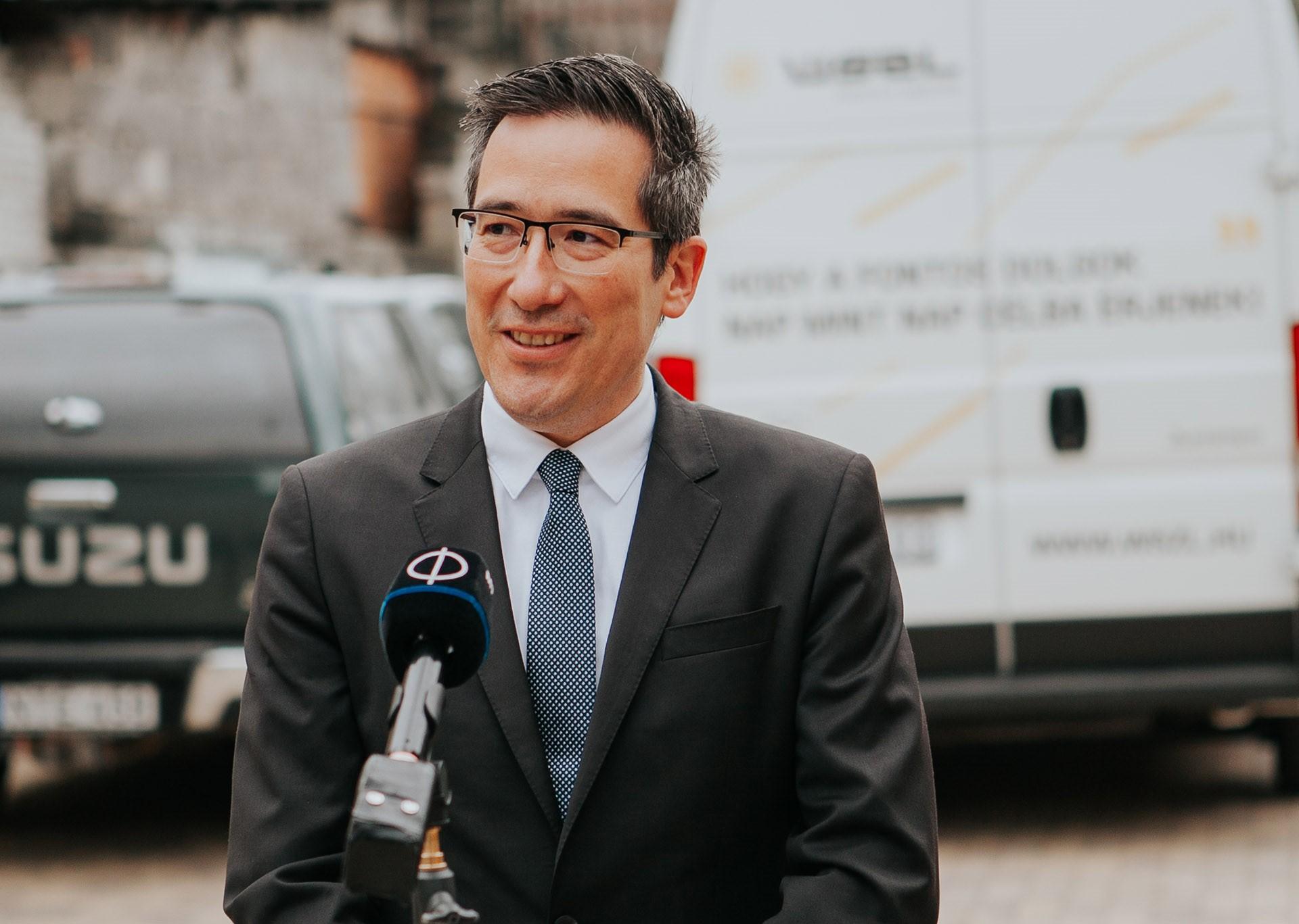 Új vezérigazgató a Waberer's élén, Barna Zsolt veszi át a társaság igazgatását